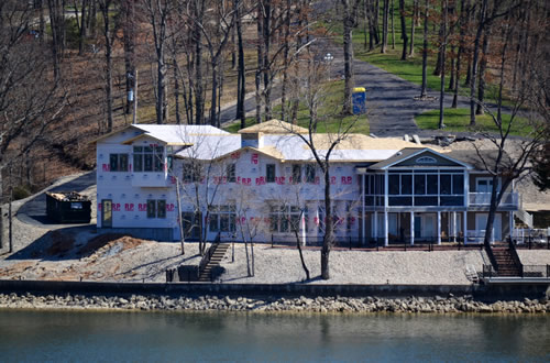 home builder at lake of the ozarks : otto construction