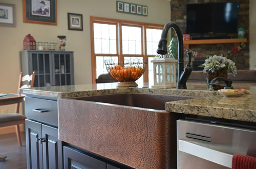 home remodeling at lake of the ozarks : otto construction